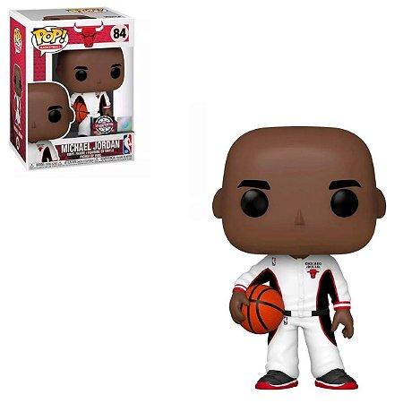 Funko Pop NBA 84 Michael Jordan Bulls White