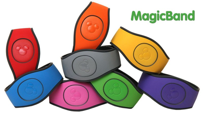 Disney Parks Magicband Magic Band 2 - Pulseira