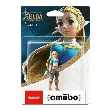 Amiibo Princess Zelda Breath Of The Wild
