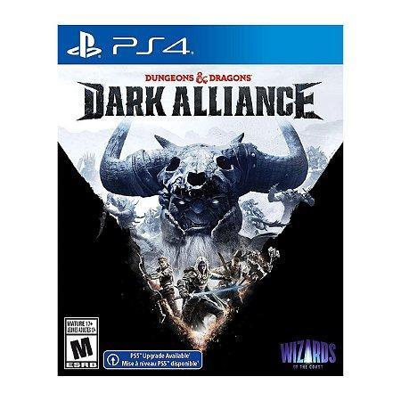 Dungeons & Dragons Dark Alliance - PS4 upgrade PS5