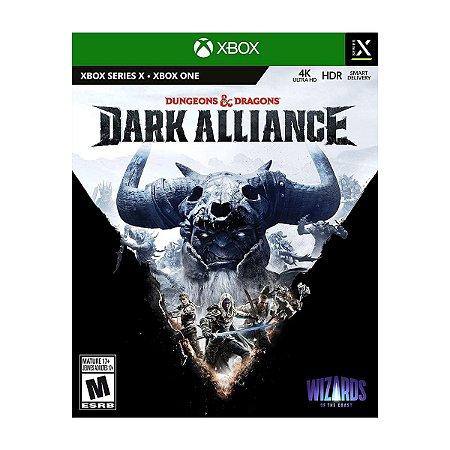 Dungeons & Dragons Dark Alliance - Xbox One / Xbox Series X