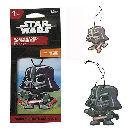 Aromatizante p/ Carro Star Wars Darth Vader Air Freshener