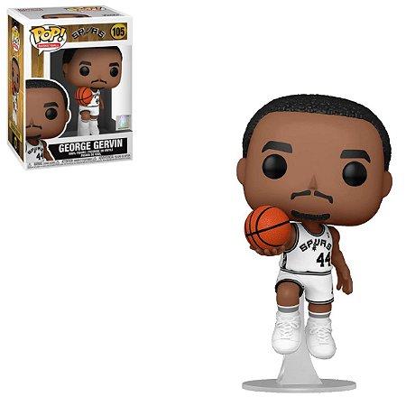 Funko Pop NBA Legends 105 George Gervin San Antonio Spurs