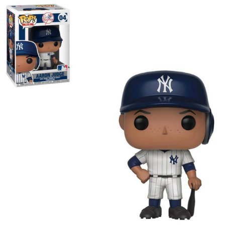 Funko Pop Major League Baseball 04 Aaron Judge NY Yankees