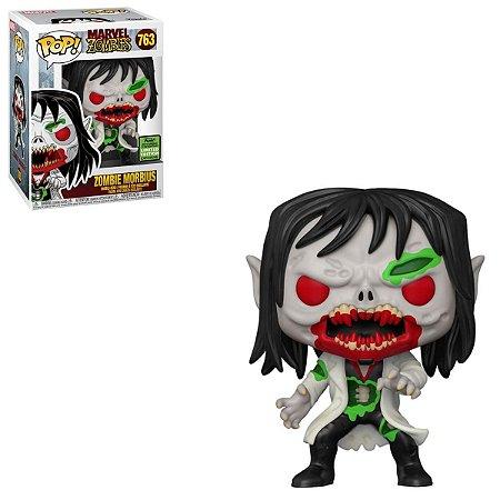 Funko Pop Marvel Zombies 763 Zombie Morbius Exclusive