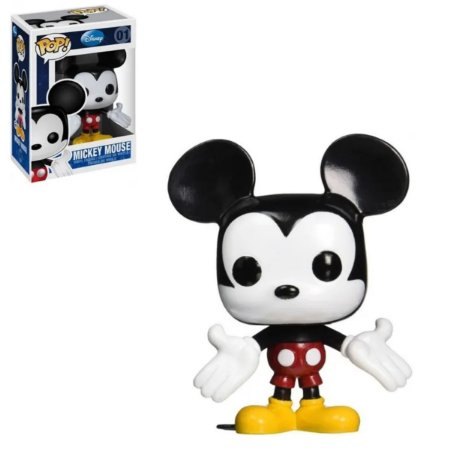 Funko Pop Disney 01 Mickey Mouse