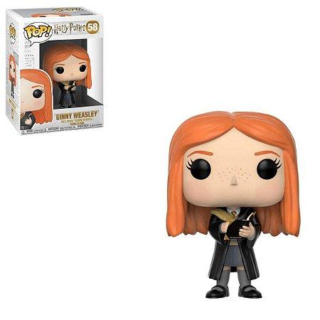 Funko Pop Harry Potter 58 Ginny Weasley c/ Diario