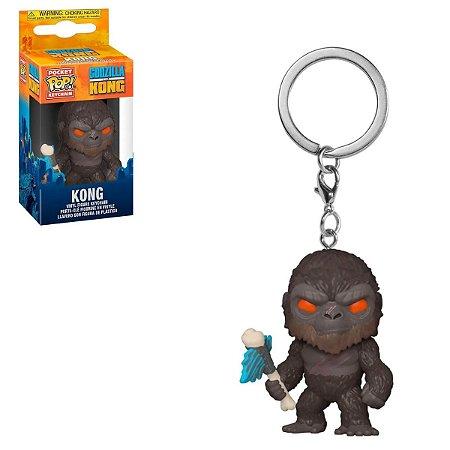 Chaveiro Funko Pocket Pop Kong - Godzilla Vs Kong