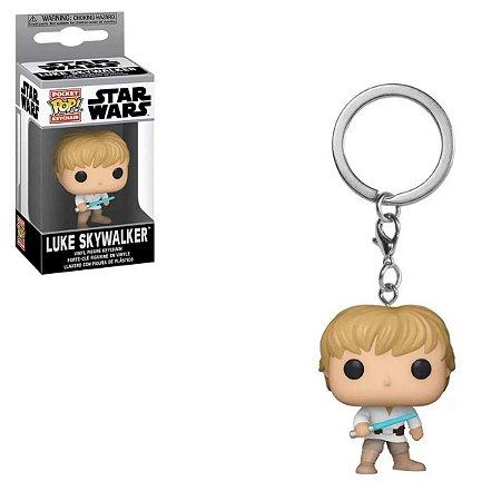 Chaveiro Funko Pocket Pop Star Wars Luke Skywalker