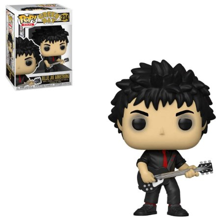 Funko Pop Green Day 234 Billie Joe Armstrong