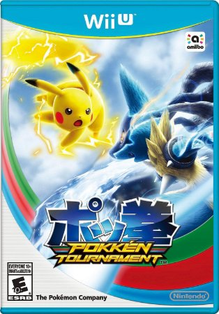 Pokken Tournament Pokemon - Wii U