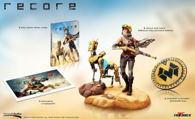 ReCore Collector's Edition - Xbox One