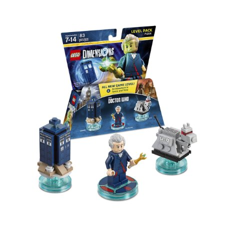Doctor Who Level Pack - Lego Dimensions