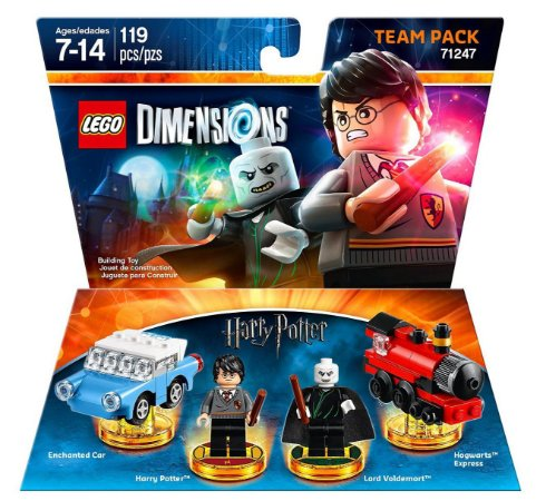 Harry Potter Team Pack - Lego Dimensions