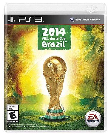 2014 Fifa World Cup Brazil (Copa do Mundo Brasil) PS3