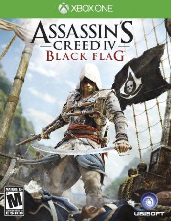 Assassin's Creed IV Black Flag Xbox One