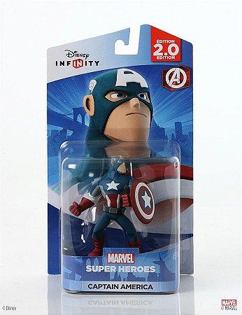 Disney Infinity 2.0 Marvel Super Heroes Captain America - Capitão América