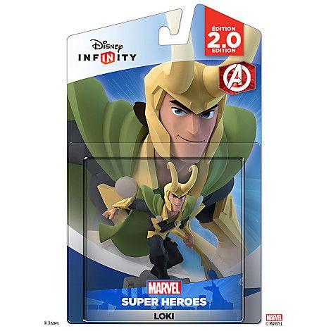 Disney Infinity 2.0 Marvel Super Heroes - Loki