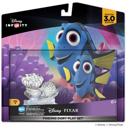 Disney Infinity 3.0 Finding Dory Play Set