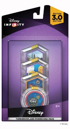 Disney Infinity 3.0: Power Disc Pack Star Wars Tomorrowland