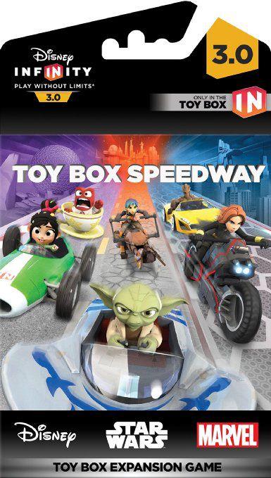 Disney Infinity 3.0 Toy Box Speedway