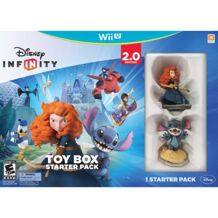 Disney Infinity Originals Toy Box Starter Pack (2.0 Edition) Wii U