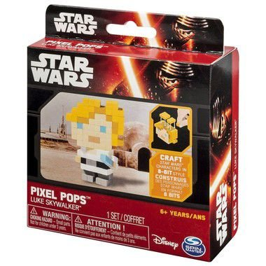Star Wars Episode VII Pops Pixel Luke Skywalker