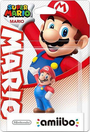 Super Mario Amiibo Mario