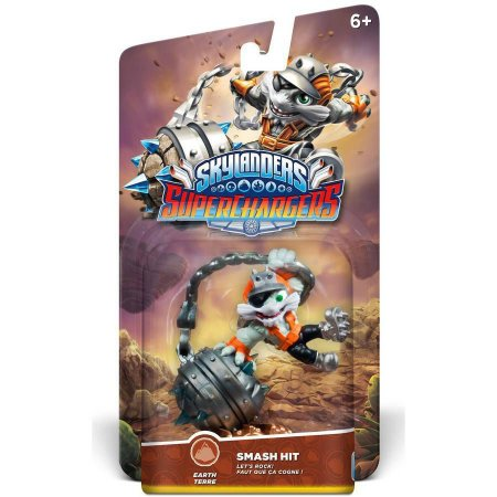 Skylanders SuperChargers: Drivers Smash Hit