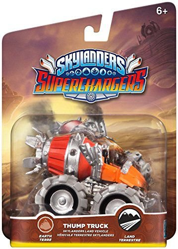 Skylanders SuperChargers: Vehicle Thump Truck