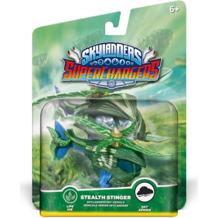 Skylanders SuperChargers: Vehicle Stealth Stinger
