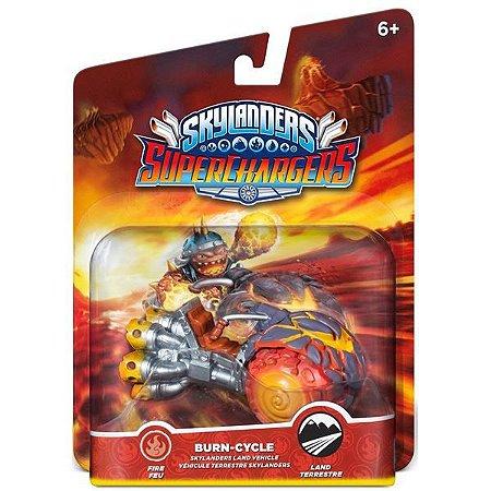 Skylanders SuperChargers: Vehicle Burn Cycle
