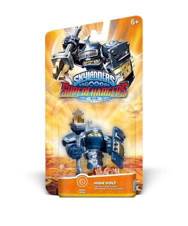 Skylanders SuperChargers: Drivers High Volt