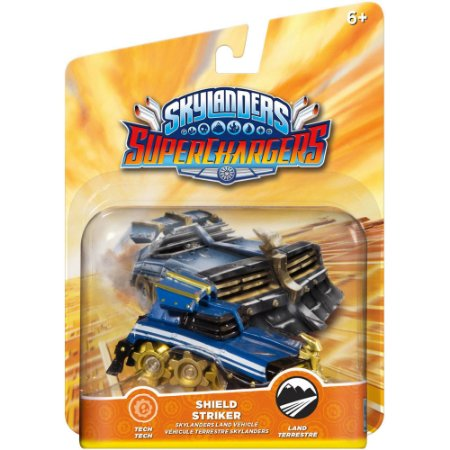 Skylanders SuperChargers: Vehicle Shield Striker