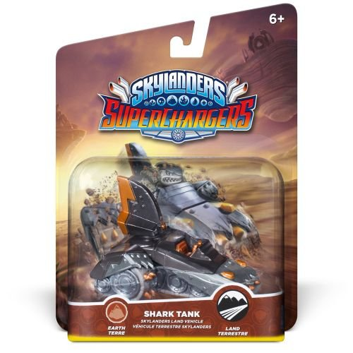 Skylanders SuperChargers: Vehicle Shark Tank