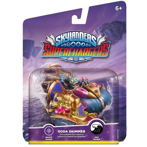 Skylanders SuperChargers: Vehicle Soda Skimmer
