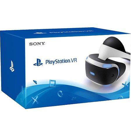 PlayStation VR - Óculos Realidade Virtual Modelo ZVR2