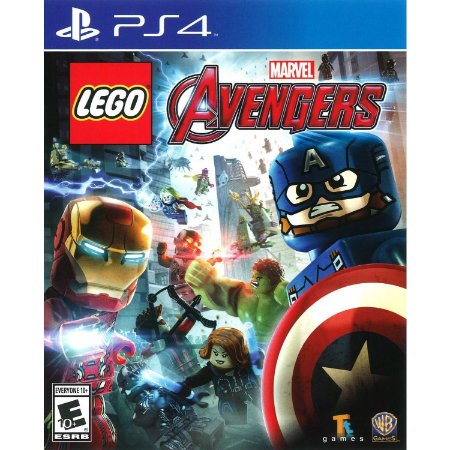 LEGO Marvel Avengers - PS4
