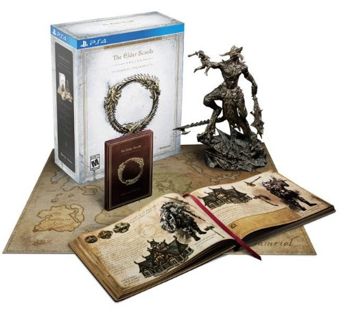 The Elder Scrolls Online Imperial Edition PS4