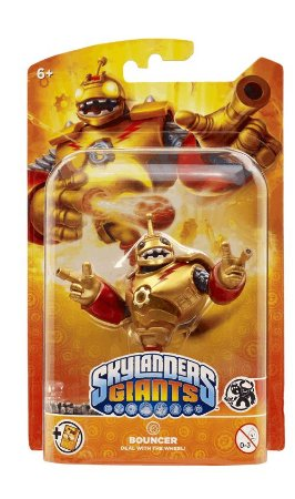 Skylanders Giants Bouncer
