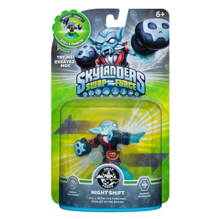 Skylanders Swap Force: Night Shift