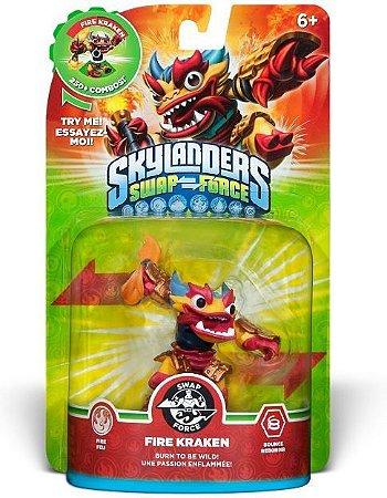 Skylanders Swap Force: Fire Kraken