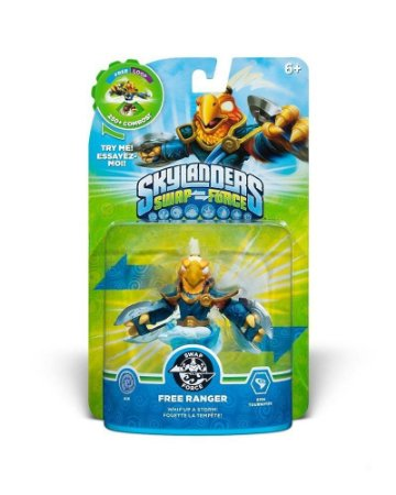 Skylanders Swap Force: Free Ranger