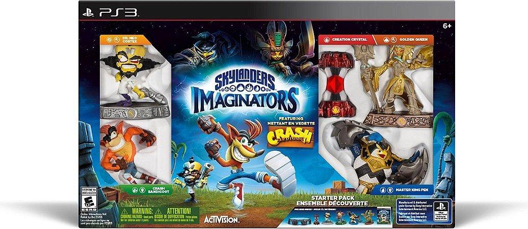Skylanders Imaginators Crash Bandicoot Edition - PS3