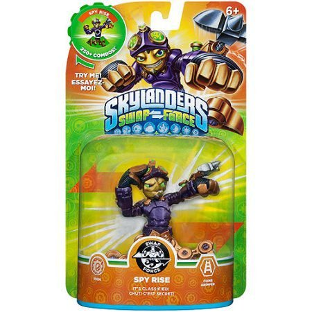 Skylanders SWAP Force: Spy Rise