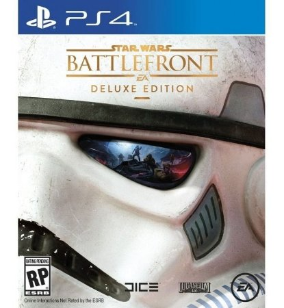 Star Wars Battlefront Deluxe Edition - PS4