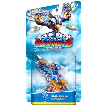 Skylanders SuperChargers: Drivers Stormblade