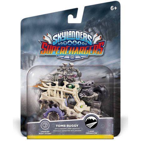 Skylanders SuperChargers: Vehicle Tomb Buggy