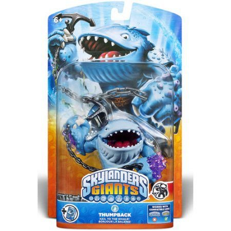 Skylanders Giants Thumpback