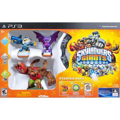 Skylanders Giants Starter Kit PS3